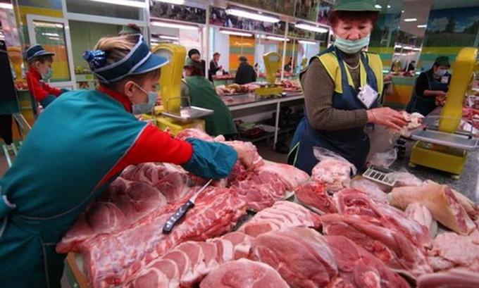 У поточному році виробництво м'яса зросте в Україні на 6%