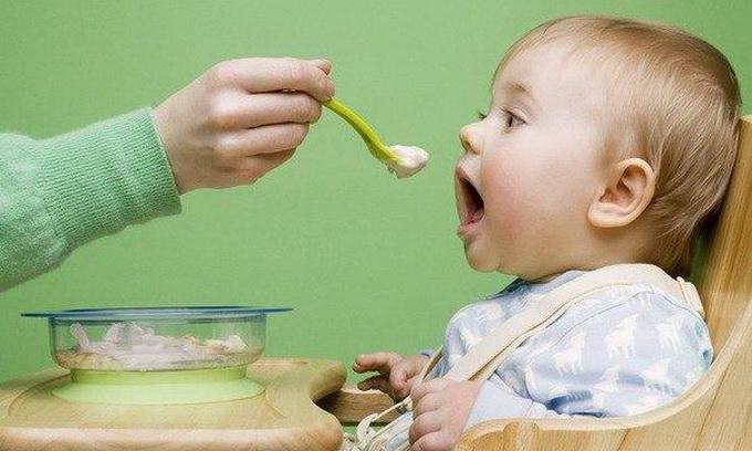 Від початку року виробництво дитячого харчування зросло на 46%