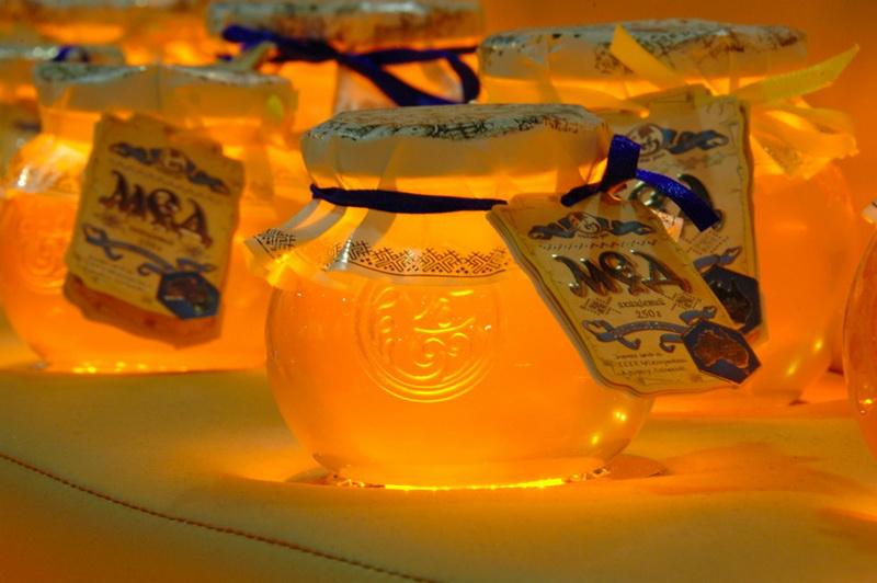 Україна тримається у трійці світових лідерів з виробництва меду