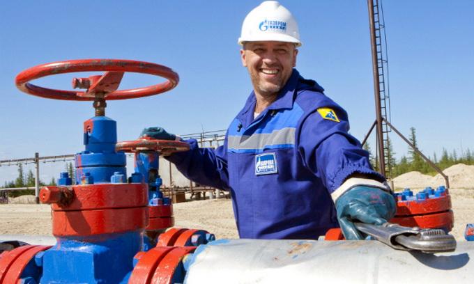 Україна вийшла з трійки найбільших клієнтів «Газпрому»