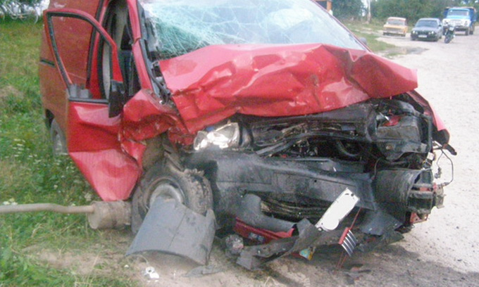 На Волині у ДТП постраждало 6 осіб
