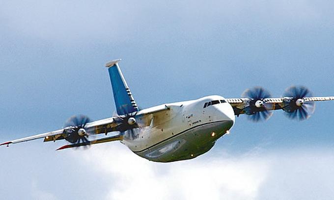 Україна може знайти іншого партнера для виробництва літаків Ан-70
