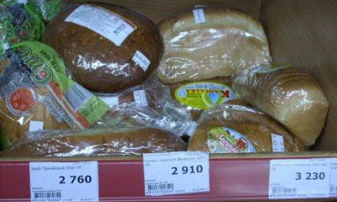 Білорусь знизить ціни на хліб