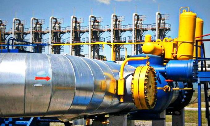 Україна більш ніж на третину знизила темпи закачування газу