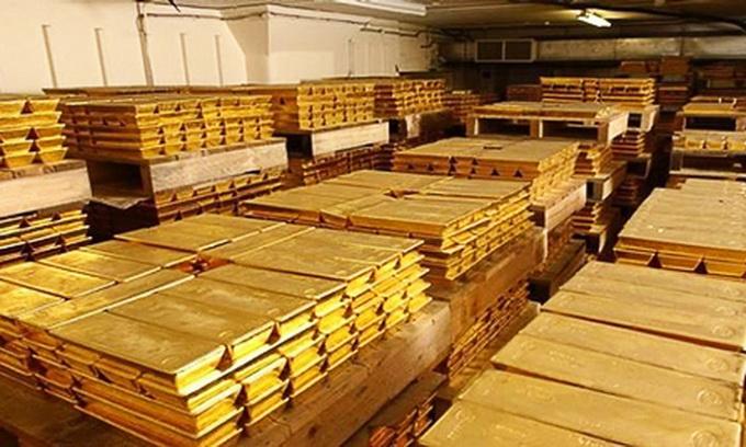 Золотовалютні резерви України упали на 5%