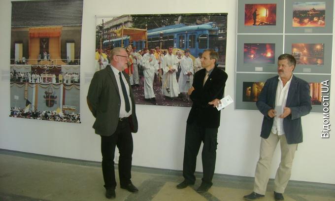 У Луцьку відкрилася виставка відомих польських фотохудожників