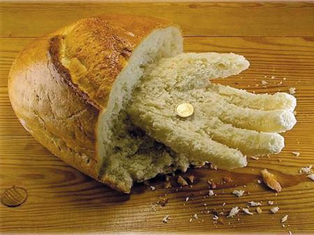 В Україні зростає нелегальне виробництво хліба