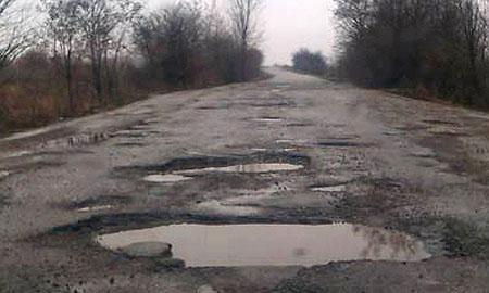 Дорогу Луцьк-Львів відремонтують до кінця року