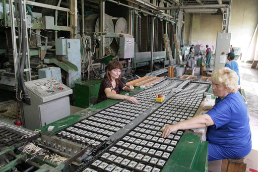 В Україні зник єдиний виробник сірників