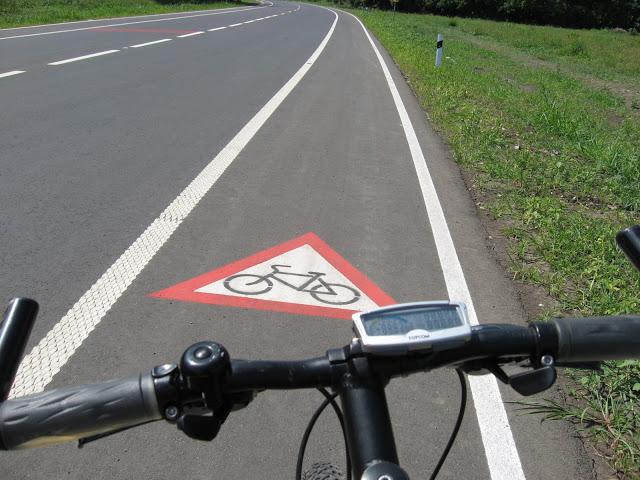Романюк вкотре пообіцяв лучанам велодоріжки