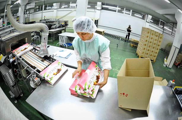 Найближчим часом українські фабрики Roshen відвідають російські експерти
