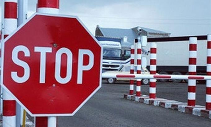 Росія погрожує обмежити ввезення в Україну своєї продукції