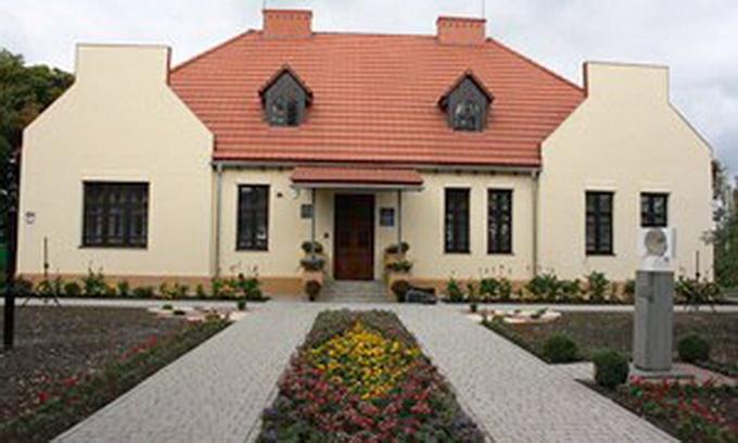 В Устилузі відкрили оновлений музей Ігоря Стравінського