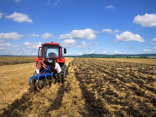 Хороша погода допоможе аграріям швидше провести польові роботи