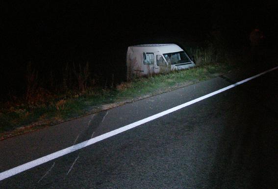 Жительку Волині після аварії лишили помирати на дорозі