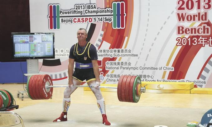 Волинські спортсмени стали чемпіонами міжнародних змагань з пауерліфтингу