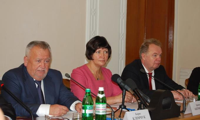 Акімова похвалила волинську владу за ініціативність