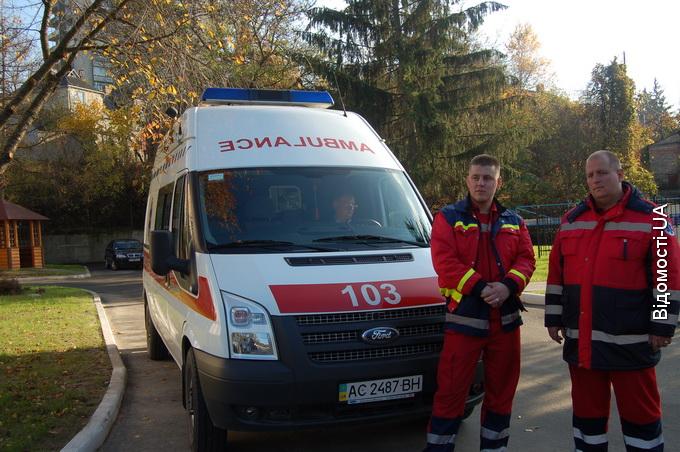 У Луцьку відкрили Центр екстреної медичної допомоги