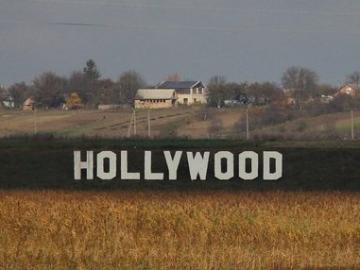 Село під Луцьком стало американським Голлівудом