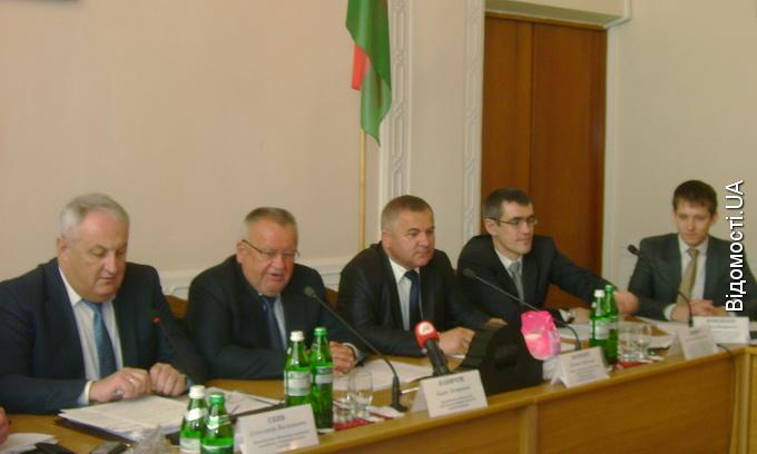 На Волині представники Білорусі та України обговорюють питання збільшення товарообігу