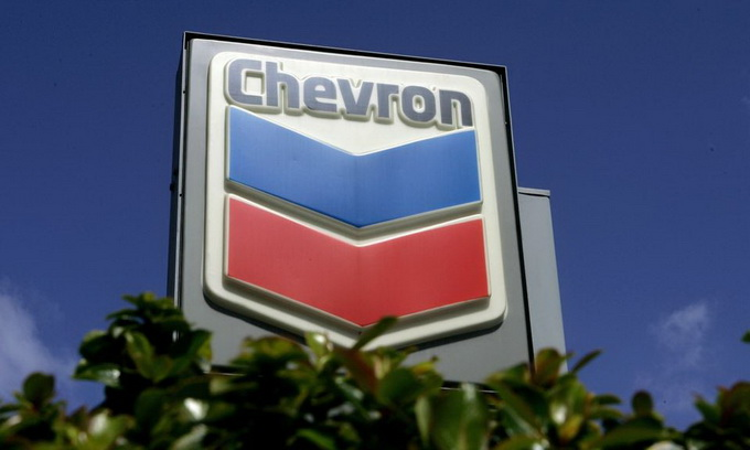 Україна підписала газову угоду з компанією Chevron
