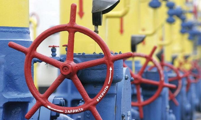 Україна й надалі купуватиме російський газ по мінімуму