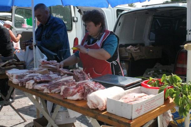 На ярмарках селяни продали продукції на 25 млн грн