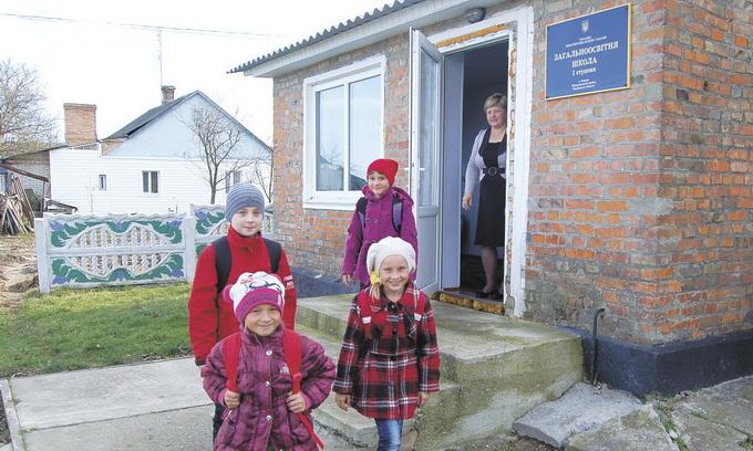 Малокомплектні сільські школи «з'їдають» більше 30 млн грн на рік