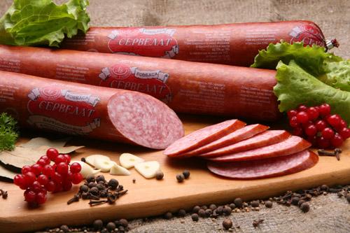 Волинські виробники більше не робитимуть ковбасу «Сервелат»