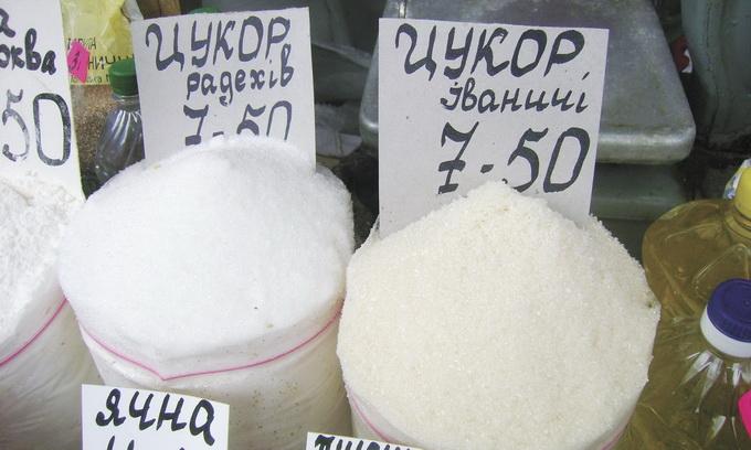 Ціна на цукор таки зросте