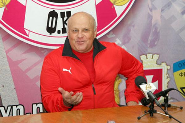 Кварцяний - голова Федерації футболу Волині