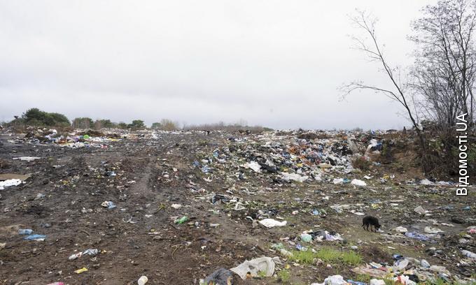 Ківерчанам скоро буде нікуди дівати сміття