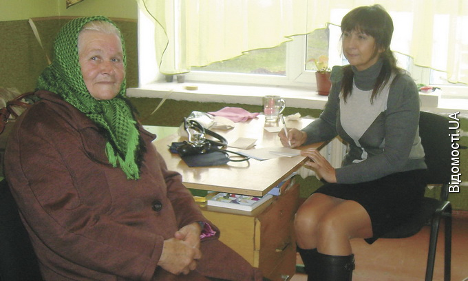 У пам'ять про польського лікаря жителям Кисилина влаштували безкоштовний медогляд