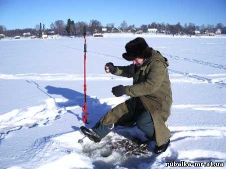 Рятувальники пильнуватимуть річки та озера взимку