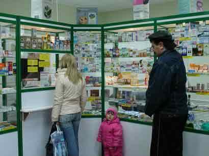 На 100 тисяч волинян - 42 аптеки