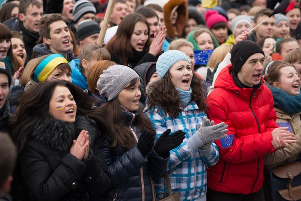 Все більше луцьких студентів обирає Європу