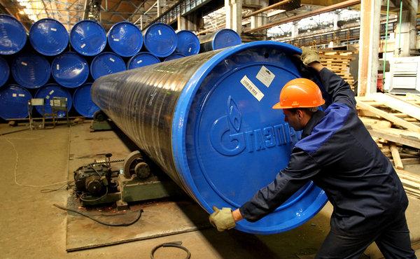 «Газпром» частково втратив монополію на експорт газу