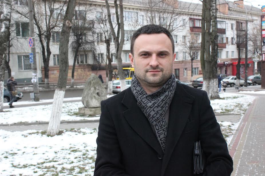 Ігор Возняк: Майдан розпочався через необізнаність людей