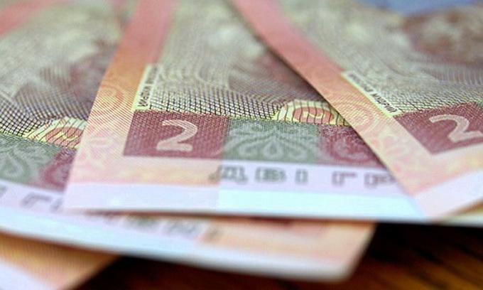Зарплата третини волинян становить дві тисячі гривень