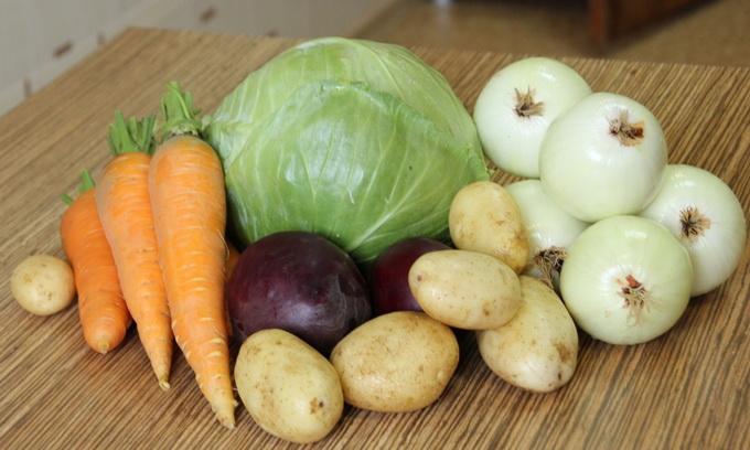 За місяць картопля й цибуля подорожчали майже на 10%
