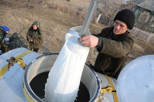Торік переробні підприємства Волині закупили 36,6 тисячі тонн молока