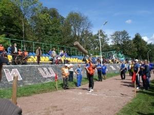 Володимир-волинські лісівники перемогли у спартакіаді