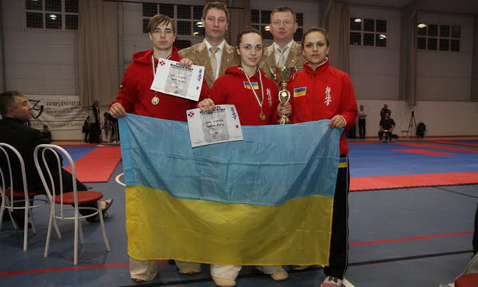 Волинські каратисти відмітилися на змаганнях в Угорщині