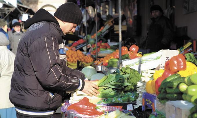 Ціни на продукти поповзли вгору