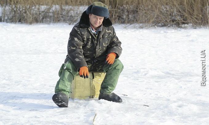 У перші морози найкраще клює хижа риба