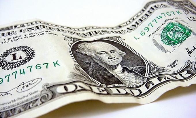 Долар на міжбанку підскочив до 8,90 гривень