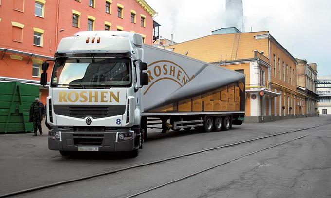 Компанія Roshen закриває свою фабрику у Маріуполі