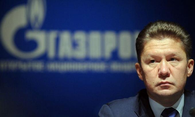«Газпром» може перекрити Україні газ