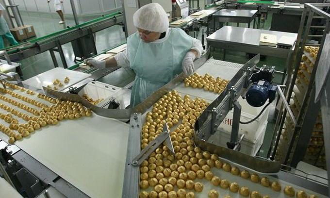 У Липецьку, прикриваючись слідчими діями, прикрили фабрику «Рошен»