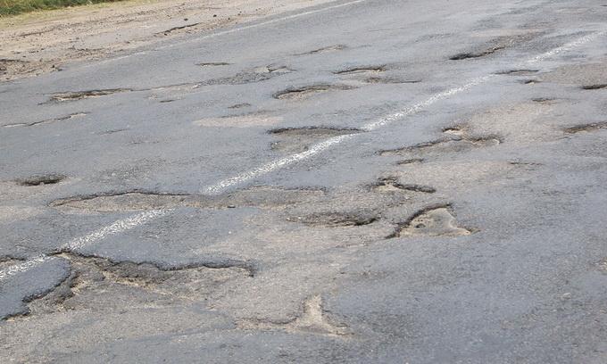 На Волині ремонт доріг цьогоріч — під питанням